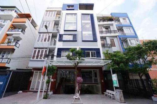 Khach san Sao Bien - Quan 2 (Sao Bien Hotel - District 2), Quận 2