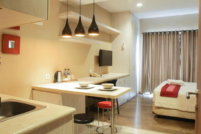Comfy Studio Apartment By NGINAP, Sleman