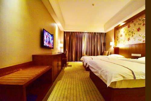 Hengyi Yujing Hot Spring Holiday Boutique Hotel, Baoshan