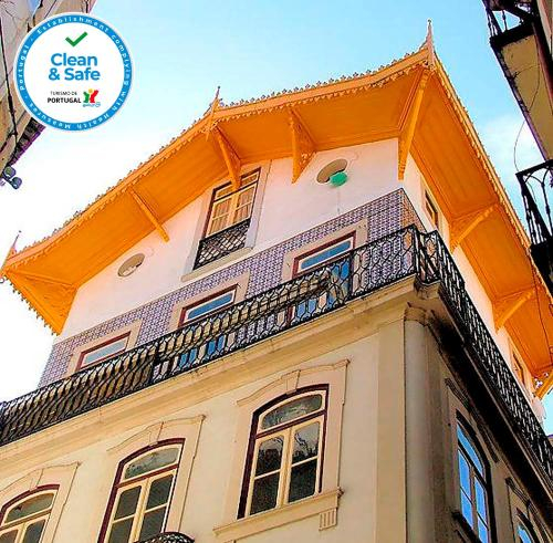 Yellow Roof Apartments City Center, Coimbra
