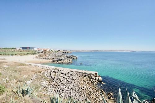 Deluxe Oceanfront - Vue Sur la Mer, Peniche