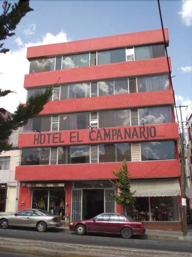 Hotel El Campanario, Vetagrande