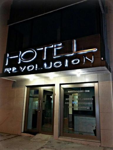 Hotel Revolucion, Coatzacoalcos