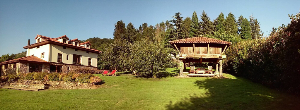 Hotel Rural Casa de la Veiga, Asturias