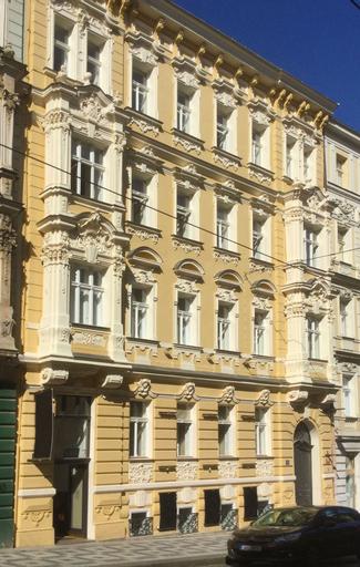 Residence Milada, Praha 7
