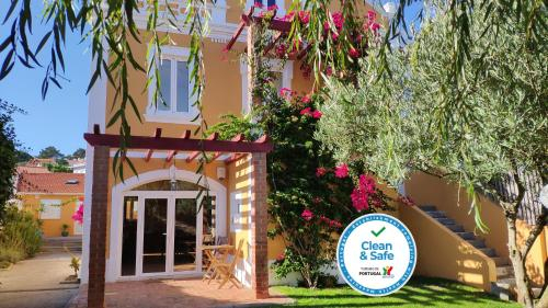 Casa da Foz - Charming House near beach and lagoon for families and groups, Caldas da Rainha