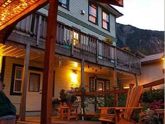 Alaskas Capital Inn Bed & Breakfast, Juneau