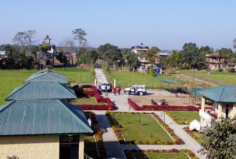 Tharu Mahal, Narayani