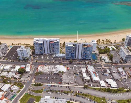 Beach Front at Marbella del Caribe,