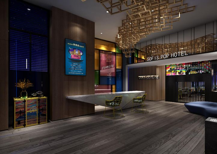 SOFIS POP HOTEL, Fuzhou
