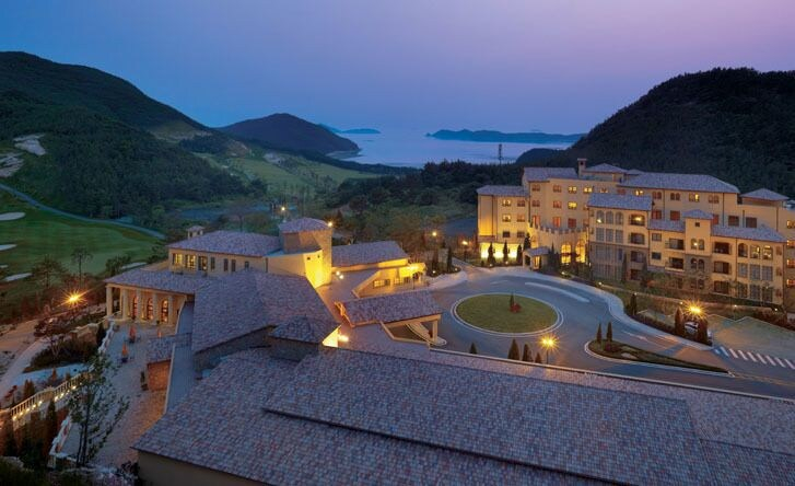 Golden Bay Golf & Resort, Taean