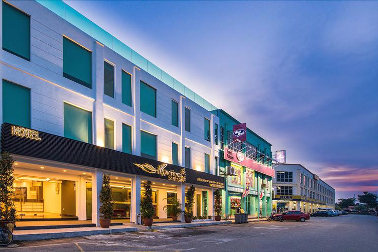 Riverfront Sentral Boutique Hotel, Kota Melaka