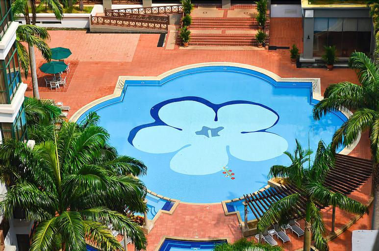 Jetty Suites Apartment, Kota Melaka