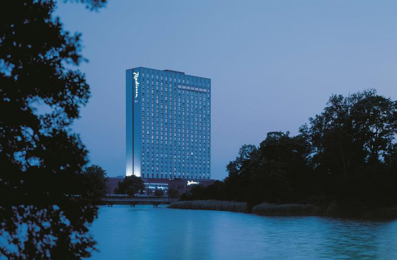 Radisson Blu Scandinavia Hotel, Copenhagen, Copenhagen