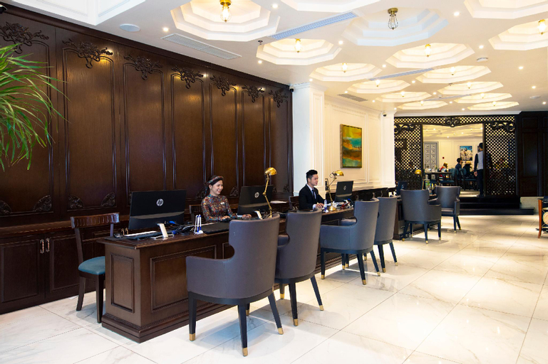 Alagon Plus Hotel and Spa, Quận 1