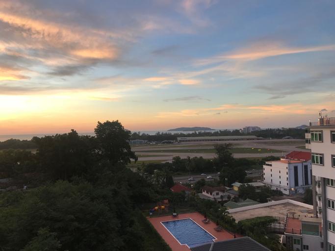 Sunset Seaview Vacation Condos @ Crystal Condo, Kota Kinabalu