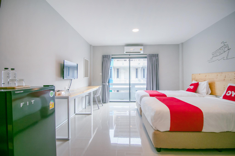 OYO 541 Fine Bed Hotel, Muang Nonthaburi