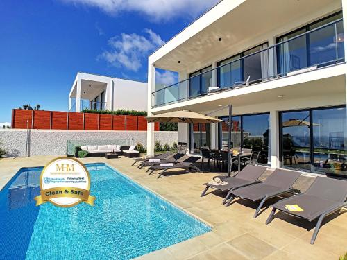 Villa Relaxing View - by MHM, Calheta