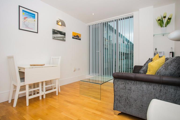 1 Bedroom Flat next to Kings Cross Station, London