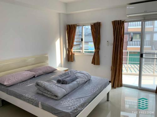 The Freedom Apartment @RangsitU, Muang Pathum Thani