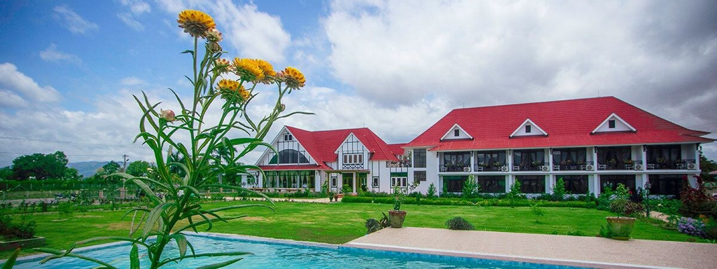White Orchid Hotel, Taunggye