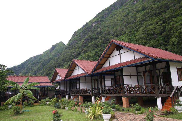 Phaxang Resort Nong Khiaw, Ngoi