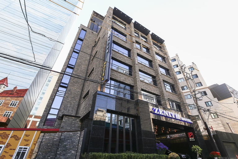 Bupyeong Zenith Hotel, Bupyeong
