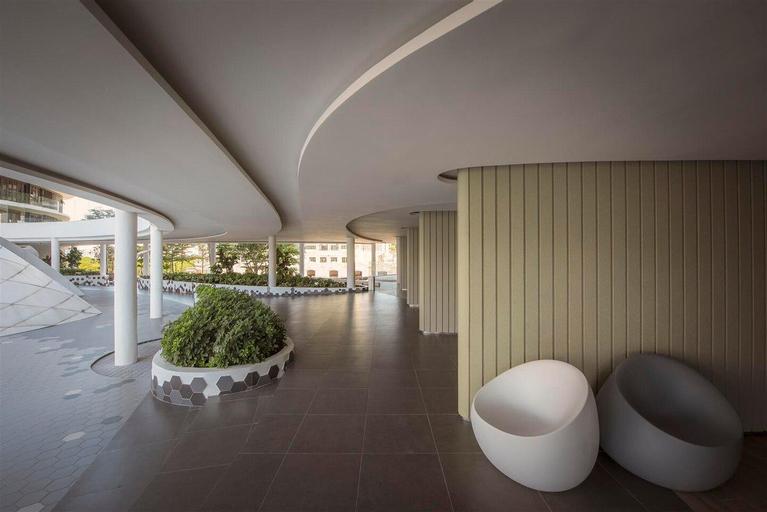 The Santorini ★ Arte S ★ FREE WIFI @ 3房公寓★ 高速无线上网, Pulau Penang