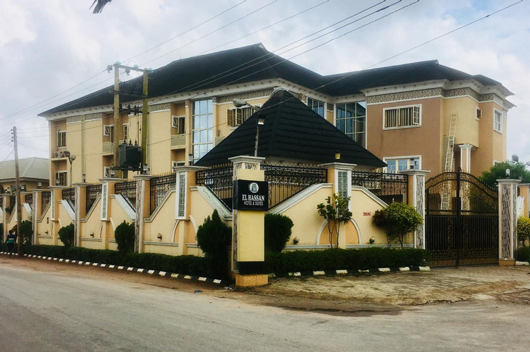 El-Hassani Hotel, Ikpoba-Okha