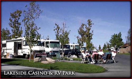 RV Park at Lakeside Casino, Nye