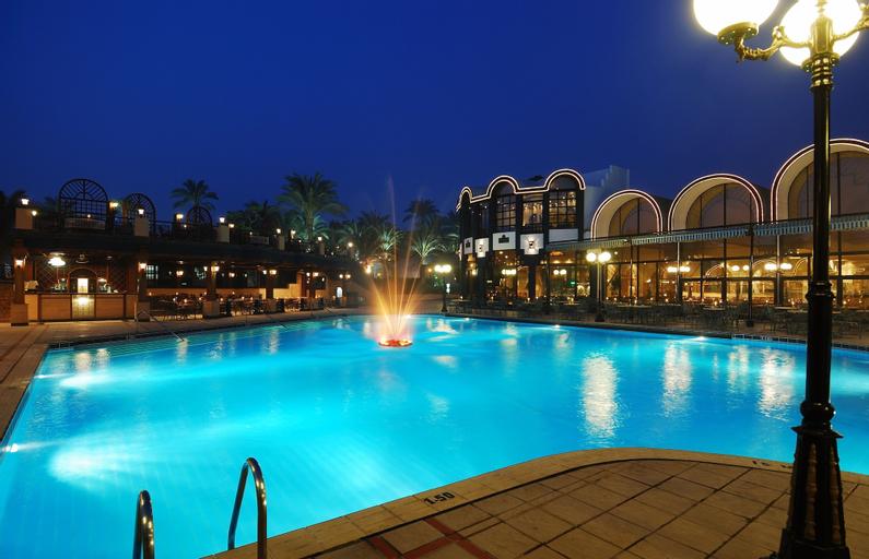 The Oasis Hotel Pyramids, Unorganized in Al Jizah