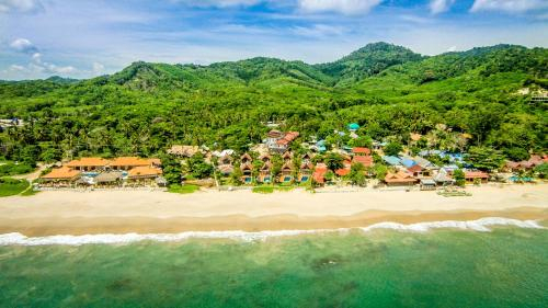 Beachfront Villa 2 Bedrooms with Private Pool, Ko Lanta