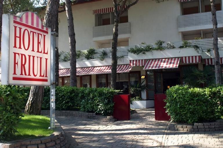 Hotel Friuli, Udine