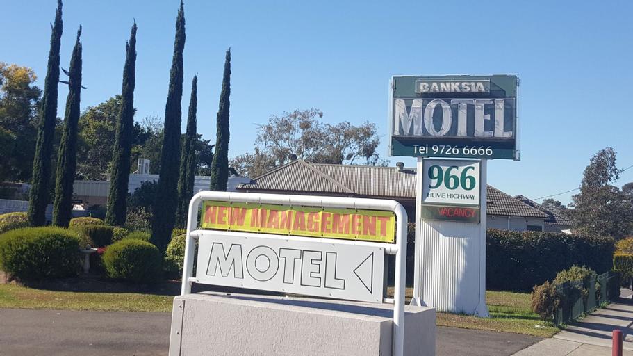 Banksia Motel, Bankstown  - North-West