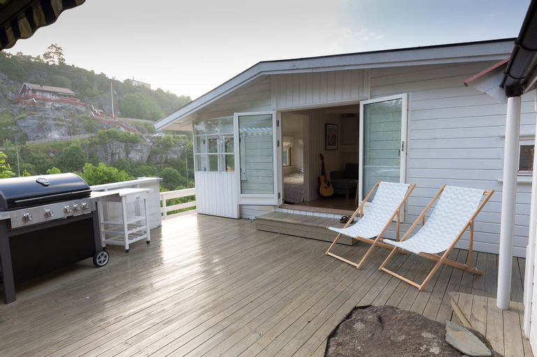 Soltvedts Cabin - Bjønnes, Porsgrunn