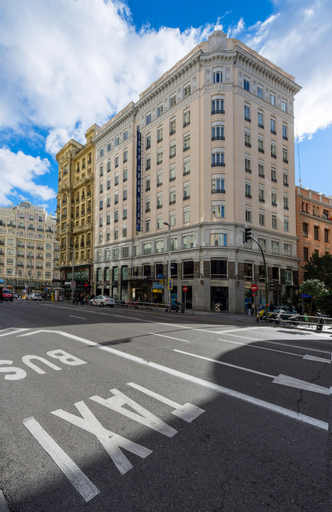 Hotel Madrid Gran Vía 25, managed by Meliá, Madrid