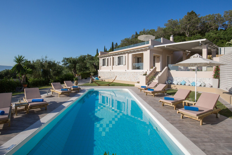 Villa Pelekas, Ionian Islands