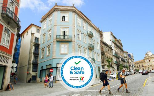 Best Guest Porto Hostel, Porto