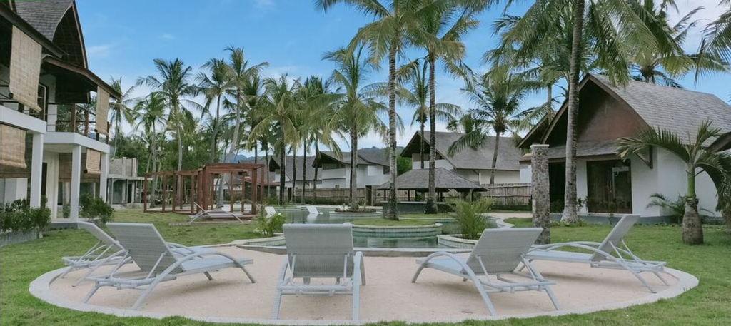 The Club Villas, Lombok