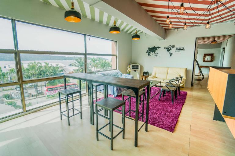 Seaview Capsule Hotel, Kota Kinabalu