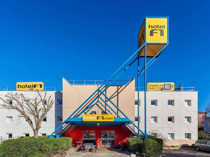 hotelF1 Besancon Ouest Micropolis - (Pet-friendly), Doubs
