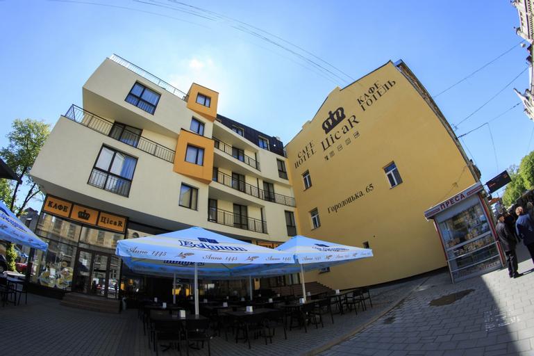 Hotel Cisar, L'vivs'ka