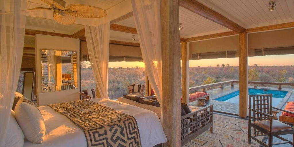 The Lodge at Feline Fields, Ngamiland West