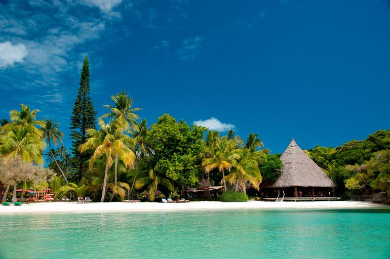 Oure Tera Beach Resort, l'Île des Pins