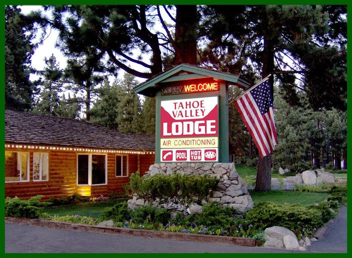 Tahoe Valley Lodge, El Dorado