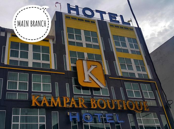 Kampar Boutique Hotel (Kampar Sentral), Kinta
