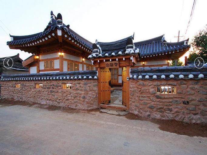 Sodamjeong Hanok Guesthouse, Gyeongju