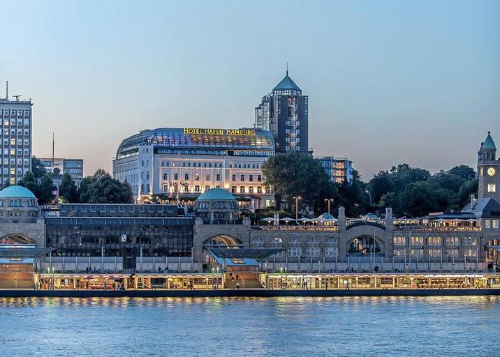 Hotel Hafen Hamburg, Hamburg