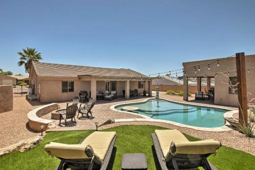 Lake Havasu Luxury - Family Home with Outdoor Oasis!, Mohave