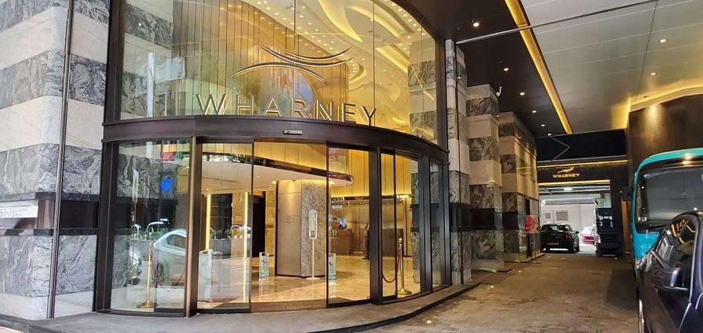 The Wharney Guang Dong Hotel, Wan Chai